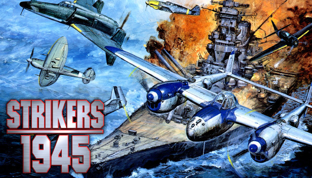 Strikers 1945 Free PC Download