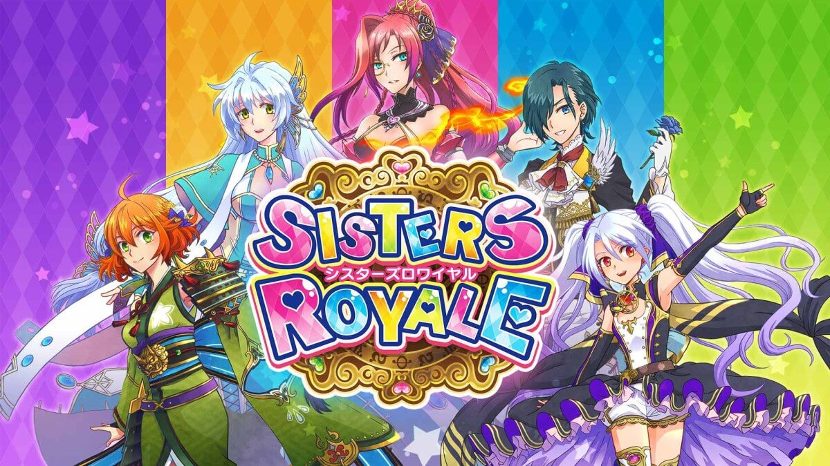 Sisters Royale: Five Sisters Under Fire Free PC Download
