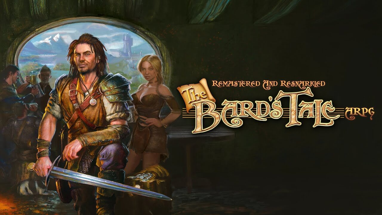 The Bard's Tale ARPG: Remastered and Resnarkled Free PC Download