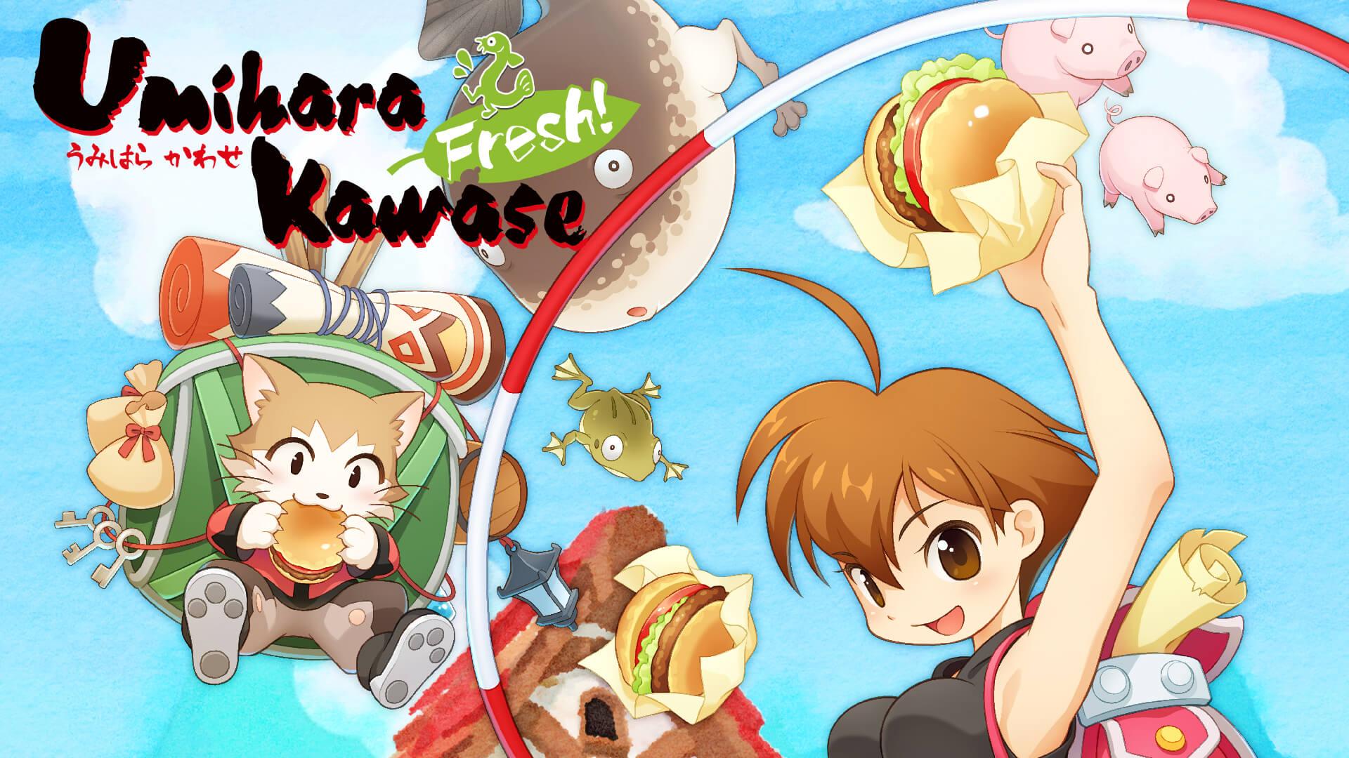 Umihara Kawase Fresh! Free PC Download