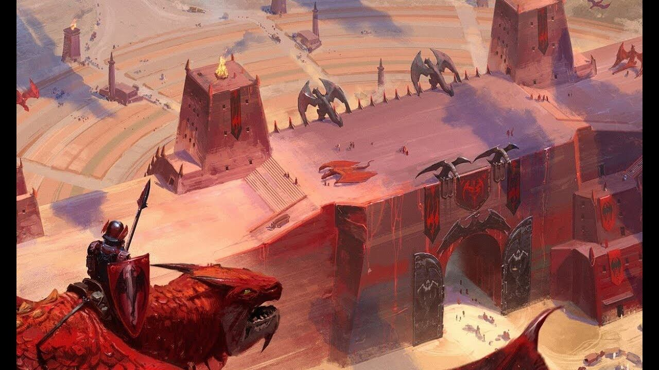 Vagrus: The Riven Realms Free PC Download