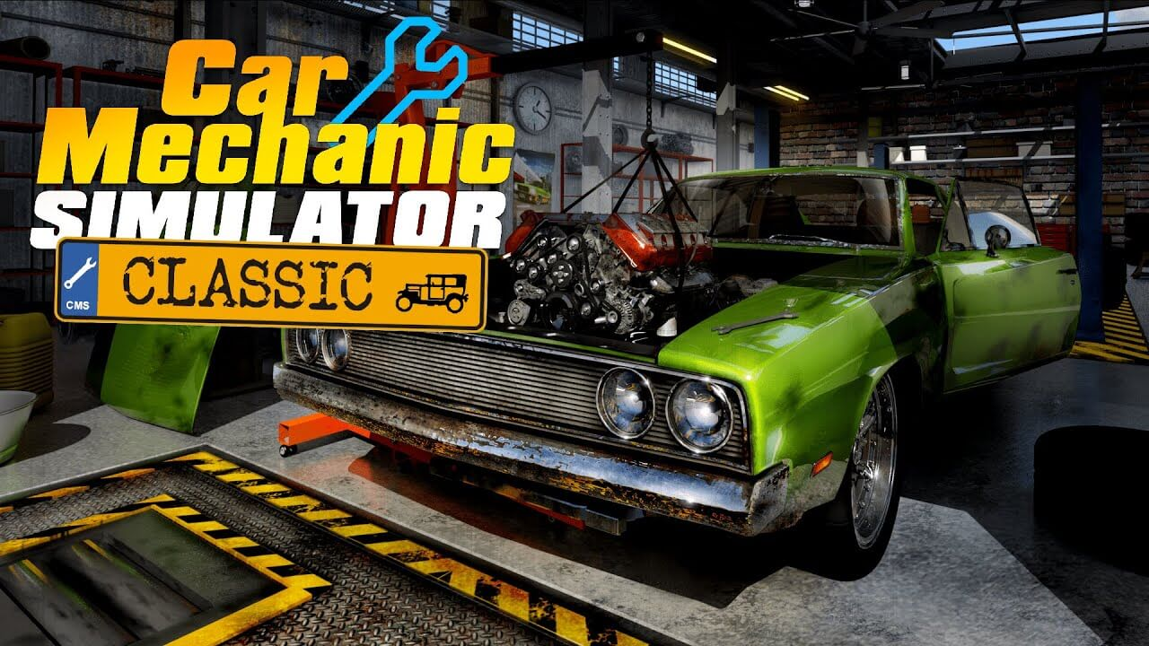 Car Mechanic Simulator Classic Free PC Download