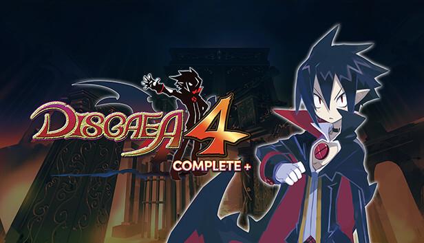 Disgaea 4 Complete+ Free PC Download
