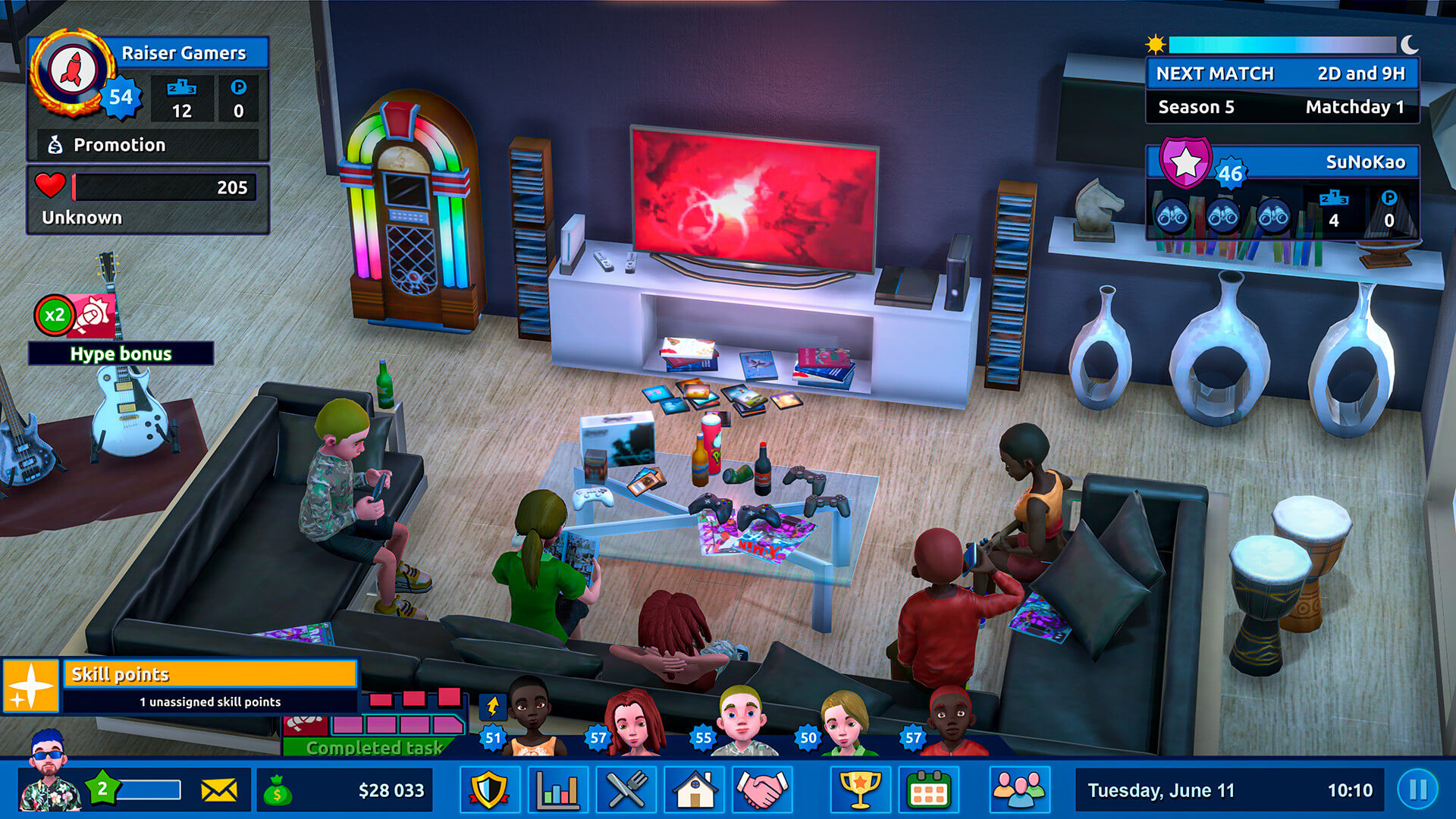 Esports Life Tycoon Free PC Download