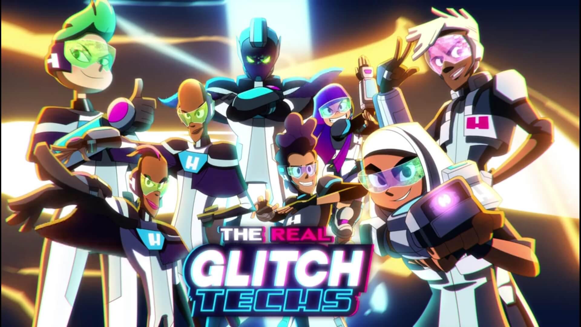 Tech Glitch Free PC Download