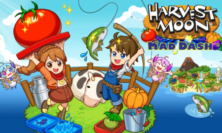 Harvest Moon: Mad Dash Free PC Download