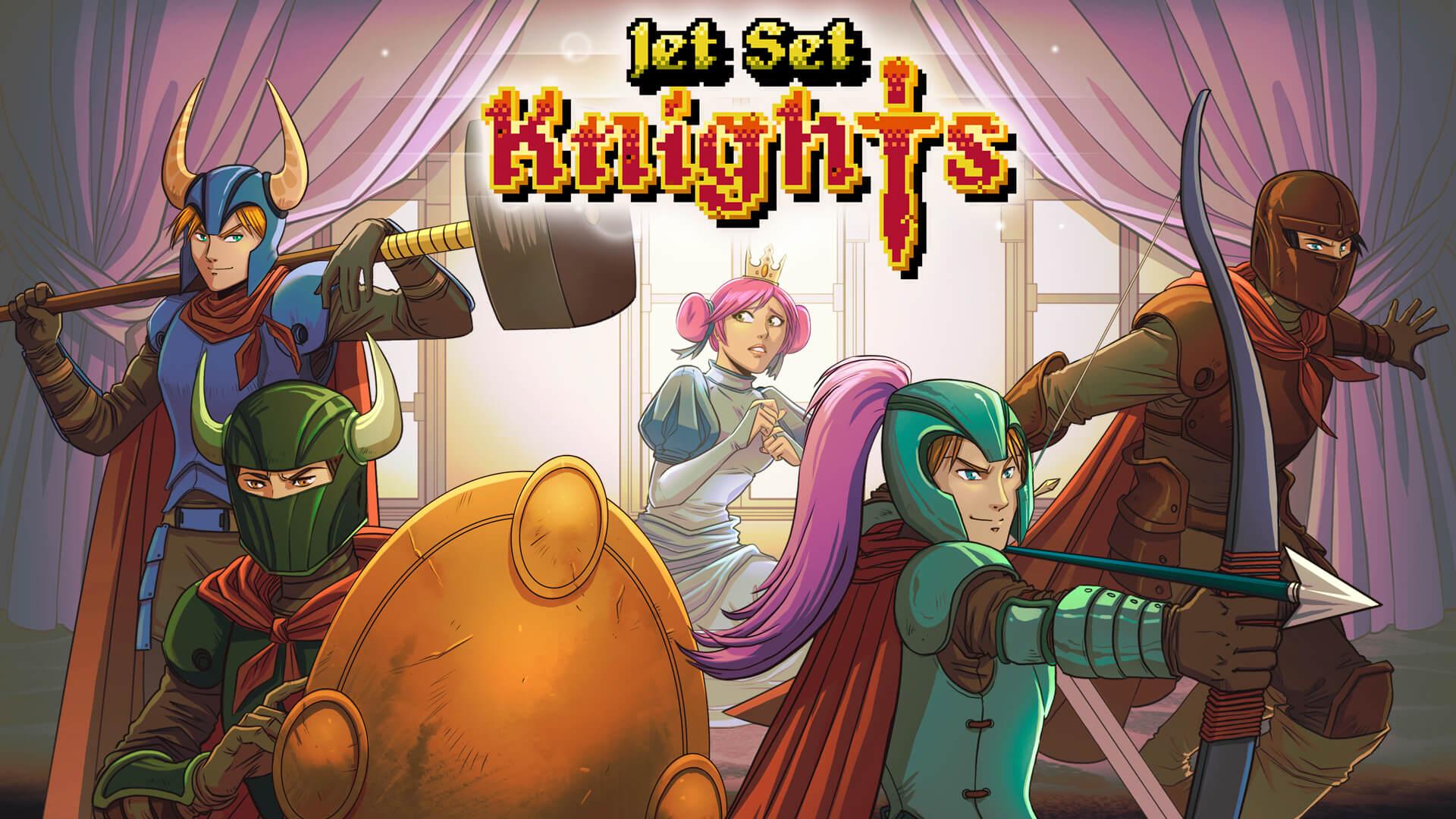 Jet Set Knights Free PC Download