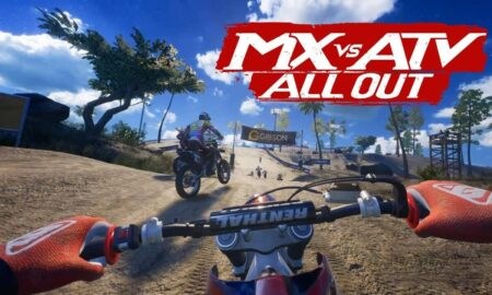 MX vs ATV All Out Free PC Download