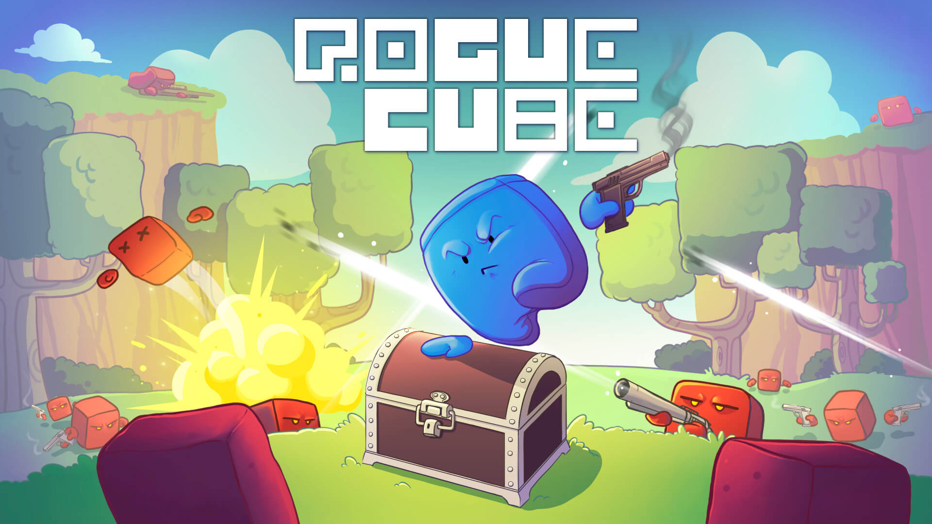 RogueCube Free PC Download