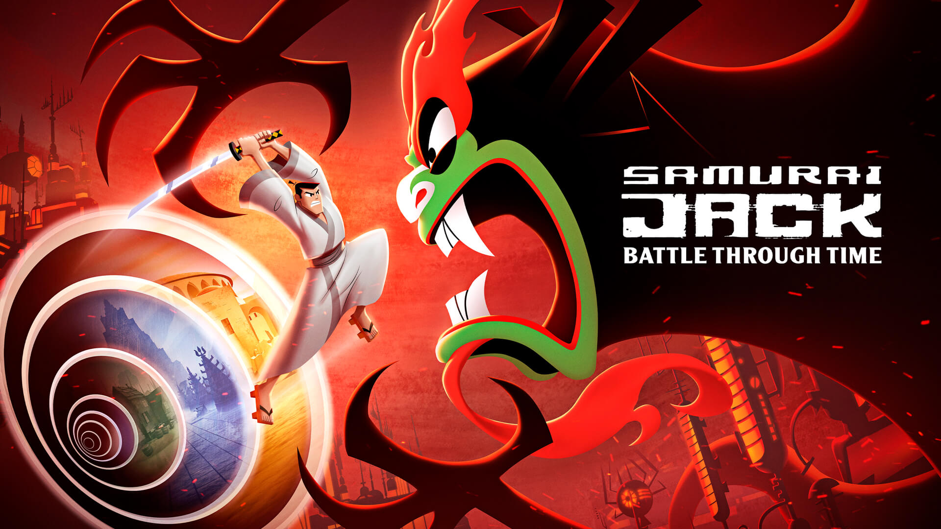 Samurai Jack: Battle Through Time Free PC Download