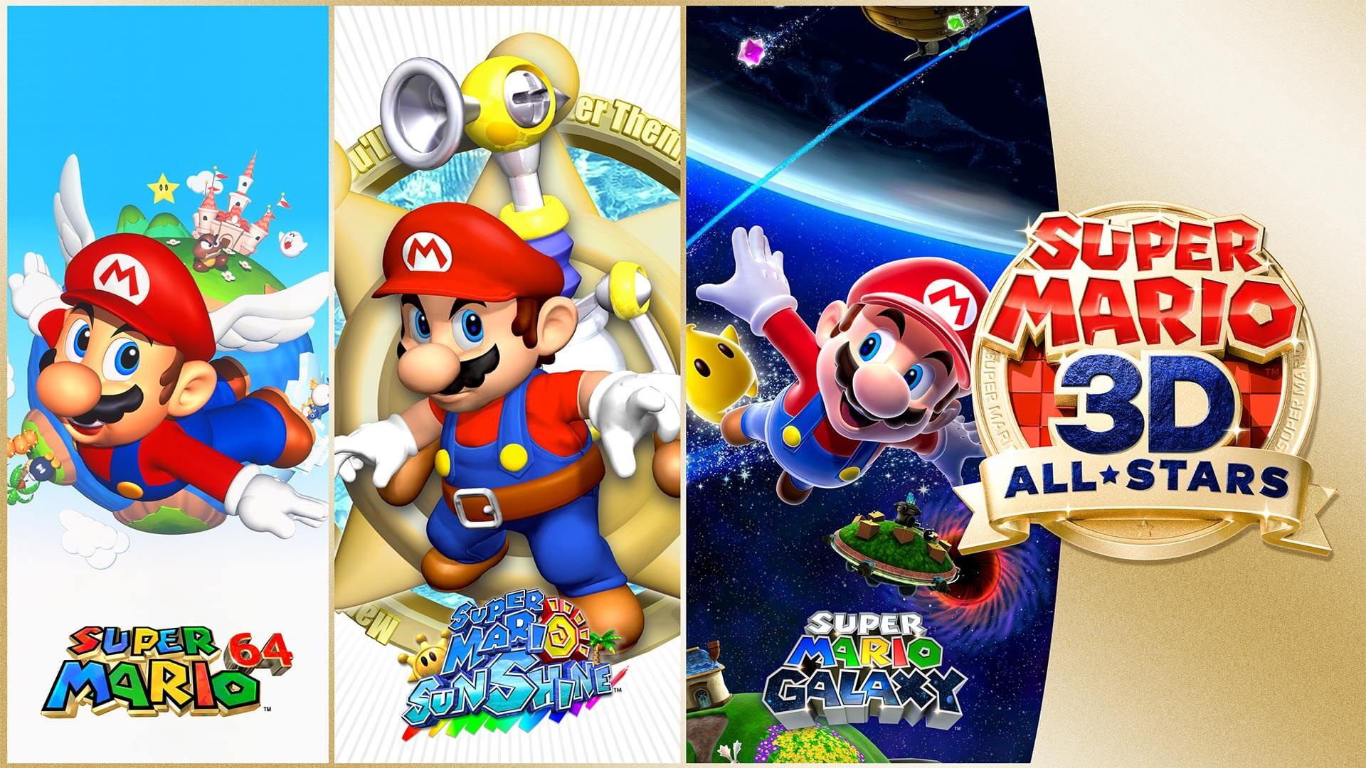 Super Mario 3D All-Stars Free PC Download