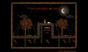 The Explorer of Night Free PC Download