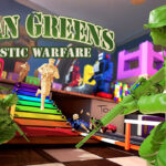 The Mean Greens: Plastic Warfare Free PC Download