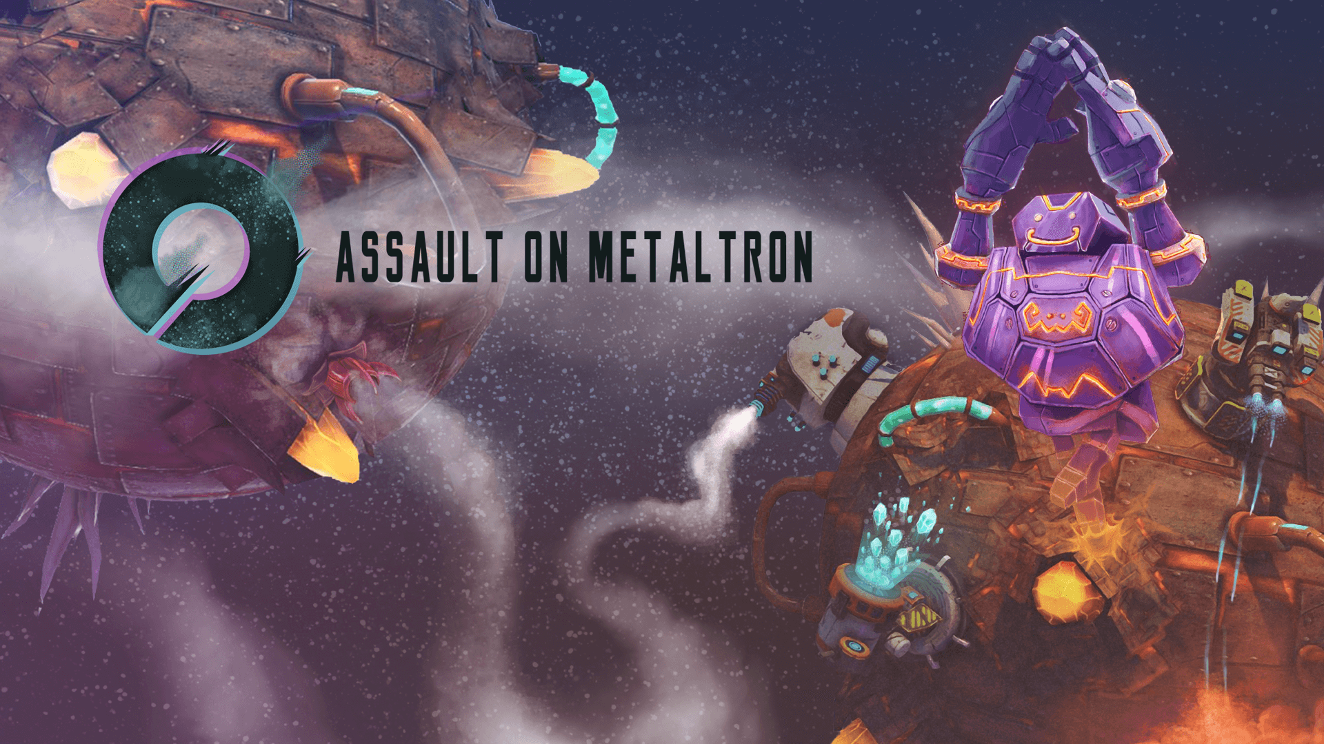 Assault On Metaltron Free PC Download