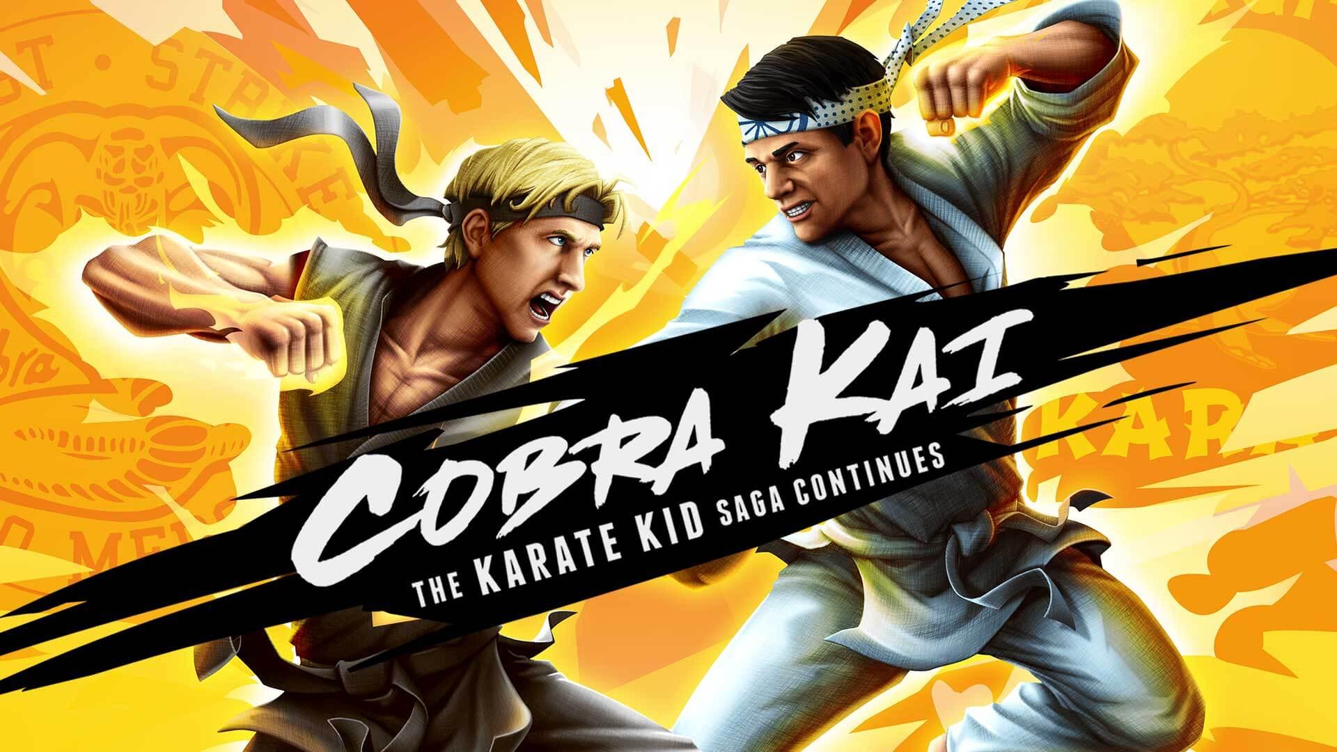 Cobra Kai: The Karate Kid Saga Continues Free PC Download