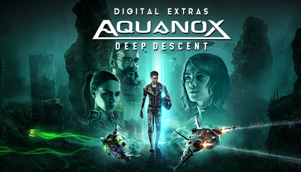 Aquanox Deep Descent Free PC Download