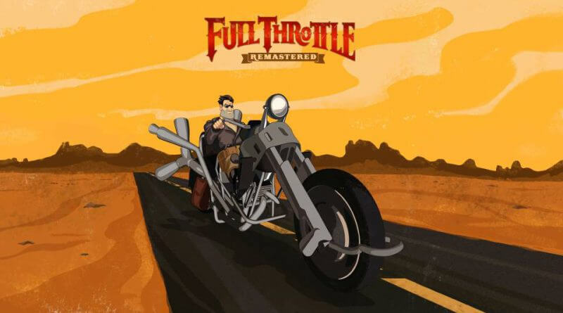Full Throttle Remastered Free PC Download
