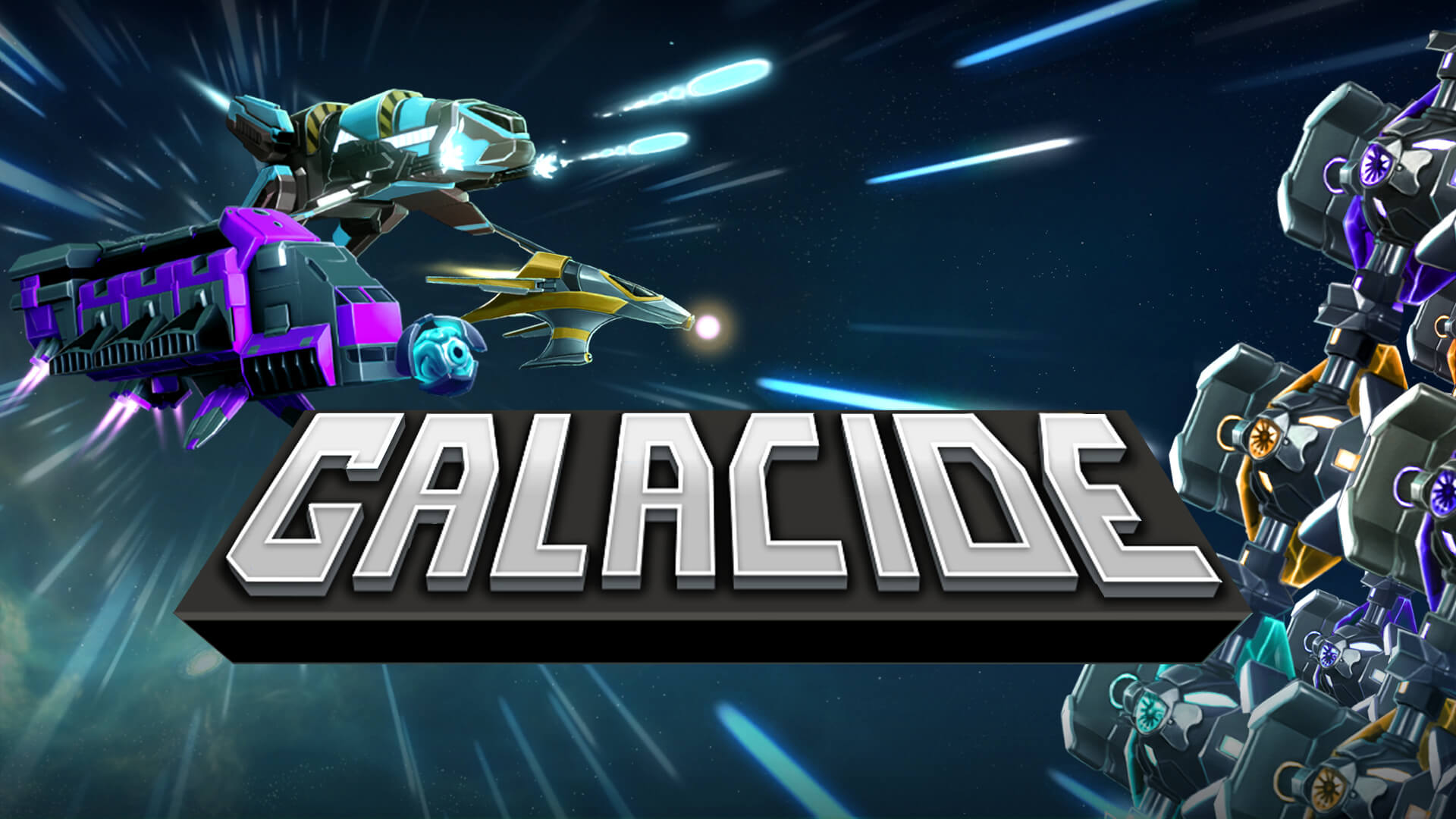 Galacide Free PC Download
