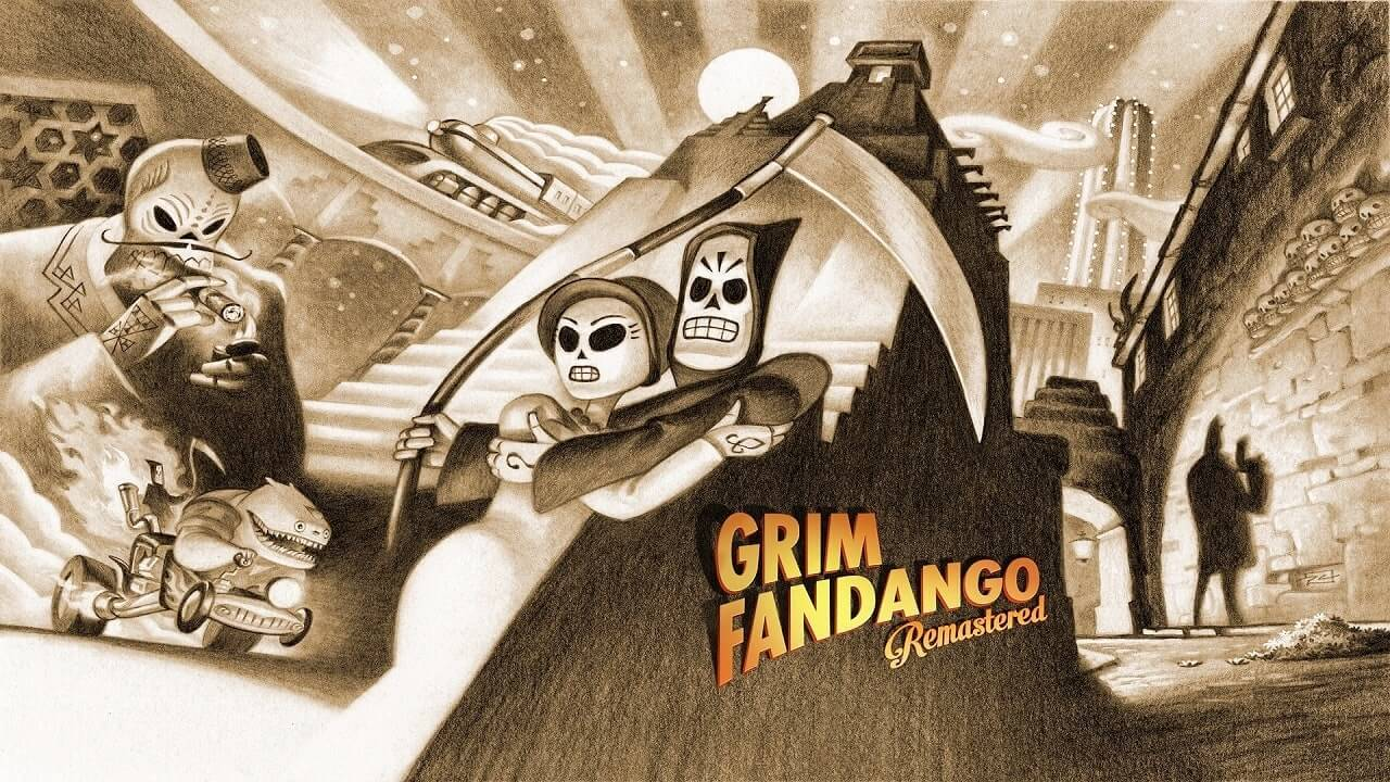 Grim Fandango Remastered Free PC Download