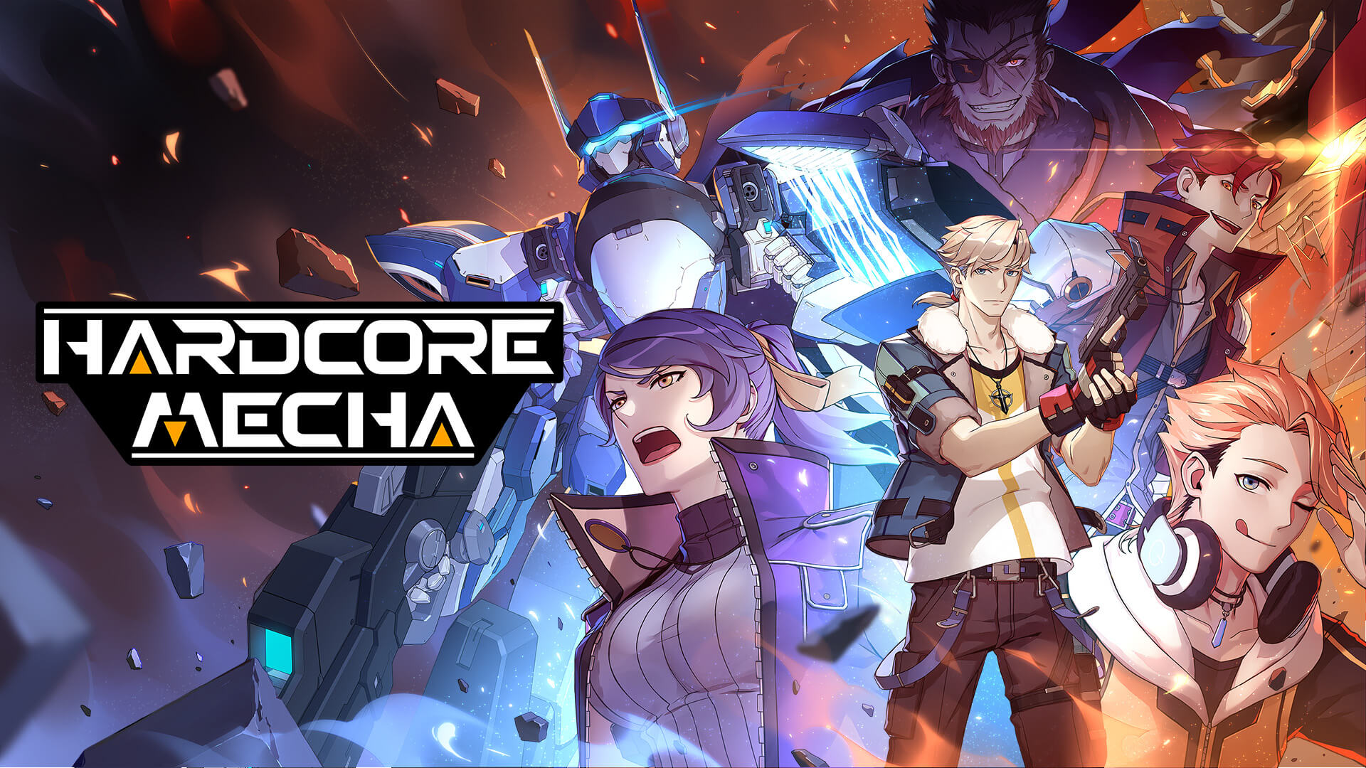 Hardcore Mecha Free PC Download