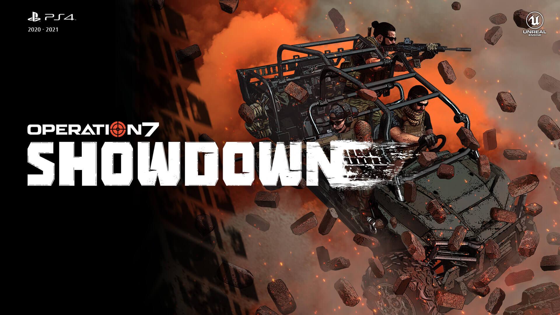 Operation7: Showdown Free PC Download