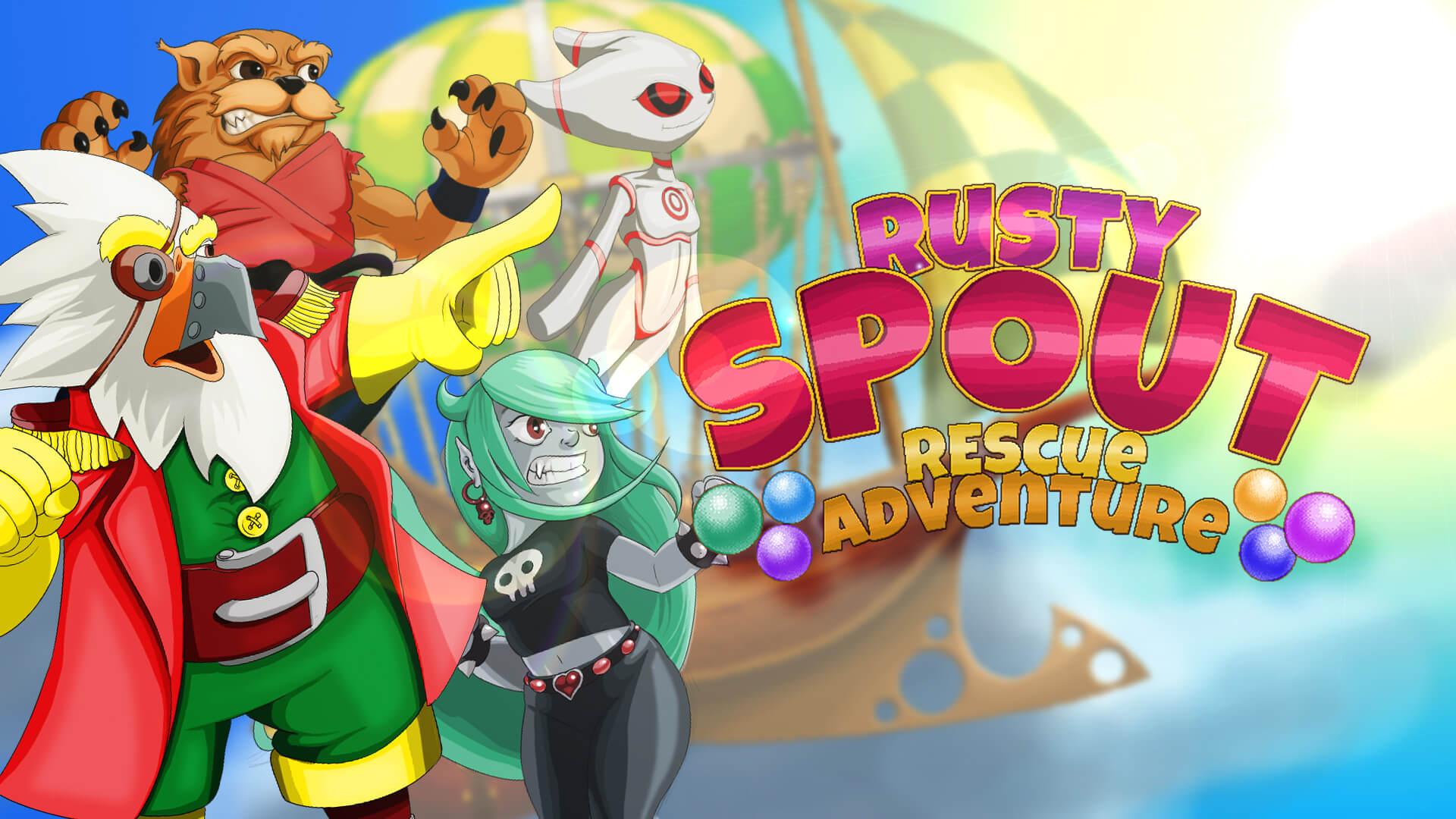 Rusty Spout Rescue Adventure Free PC Download