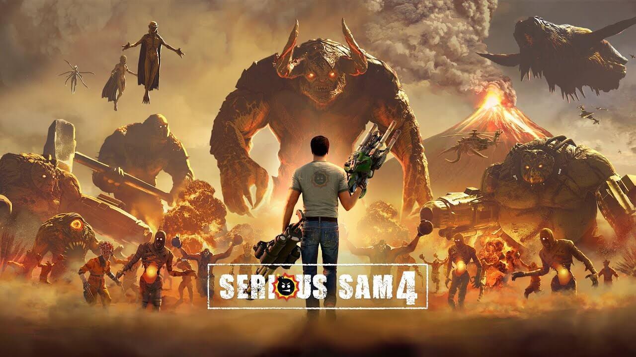 Serious Sam 4 Free PC Download