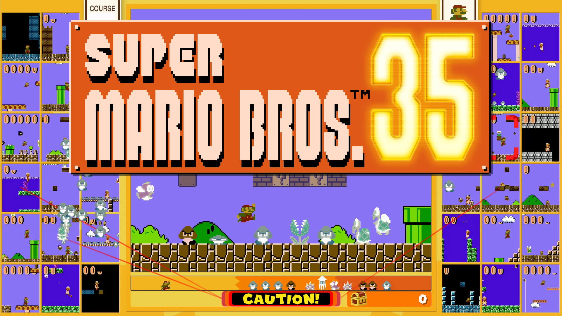 Super Mario Bros. 35 Free PC Download