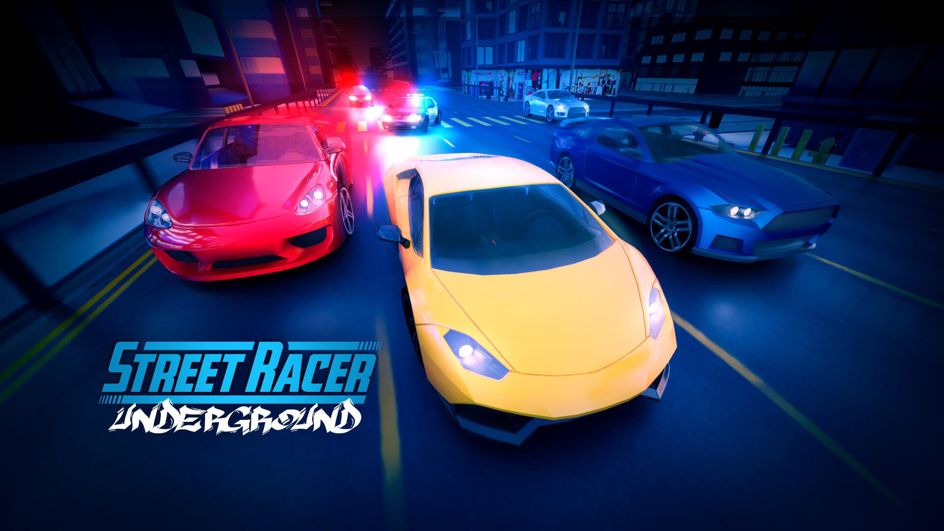 Street Racer Underground Free PC Download