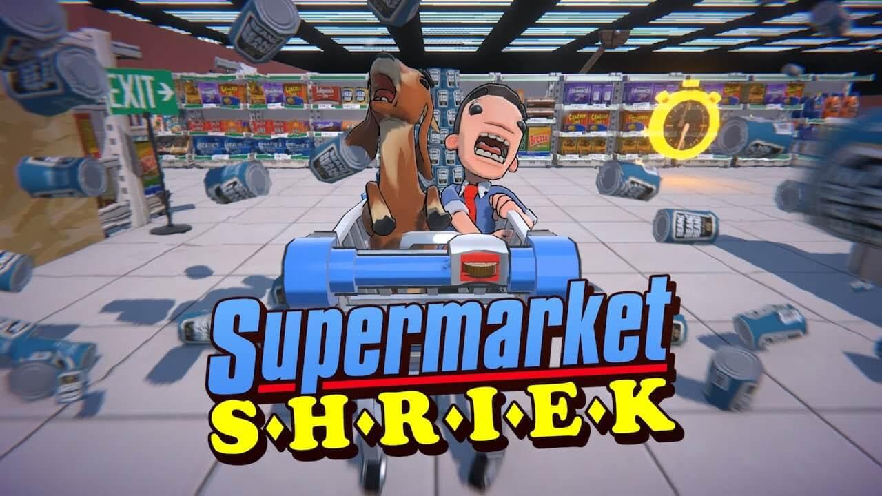 Supermarket Shriek Free PC Download