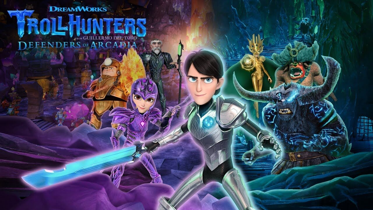 Trollhunters: Defenders of Arcadia Free PC Download