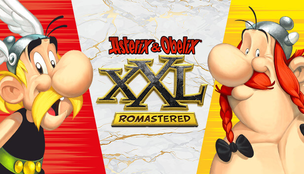 Asterix & Obelix XXL Romastered Free PC Download