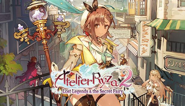 Atelier Ryza 2: Lost Legends & the Secret Fairy Free PC Download