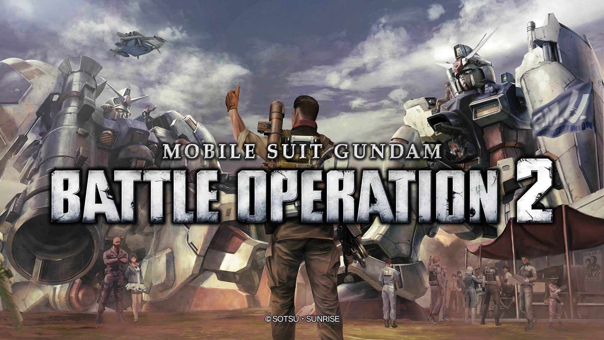 Mobile Suit Gundam: Battle Operation 2 Free PC Download