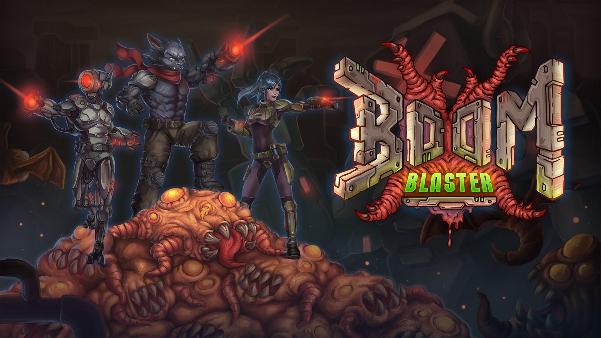 Boom Blaster Free PC Download