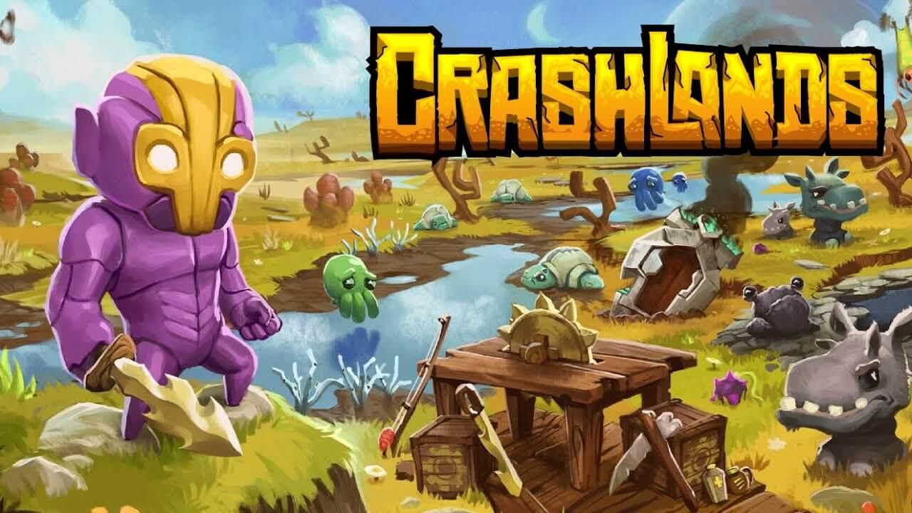 Crashlands Free PC Download