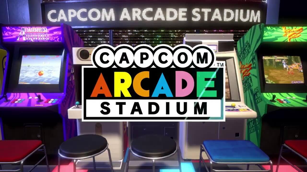 Capcom Arcade Stadium Free PC Download