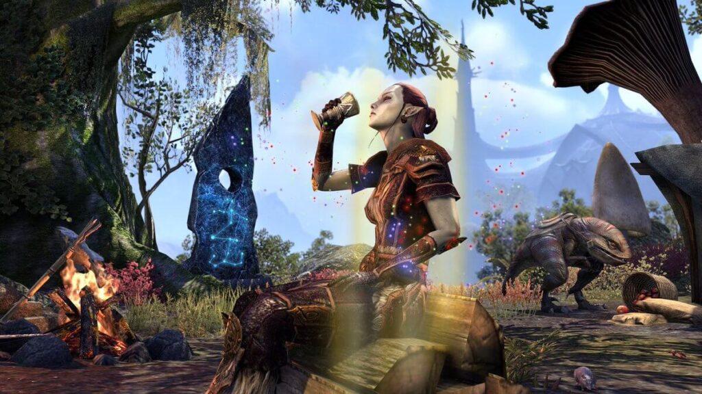 Elder Scrolls Online The New Life Festival Event