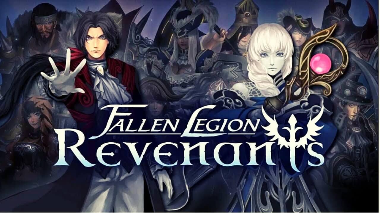 Fallen Legion: Revenants Free PC Download