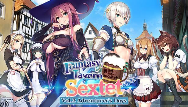 Fantasy Tavern Sextet Vol. 2: Adventurer's Days Free PC Download
