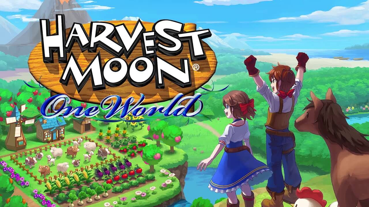Harvest Moon: One World Free PC Download