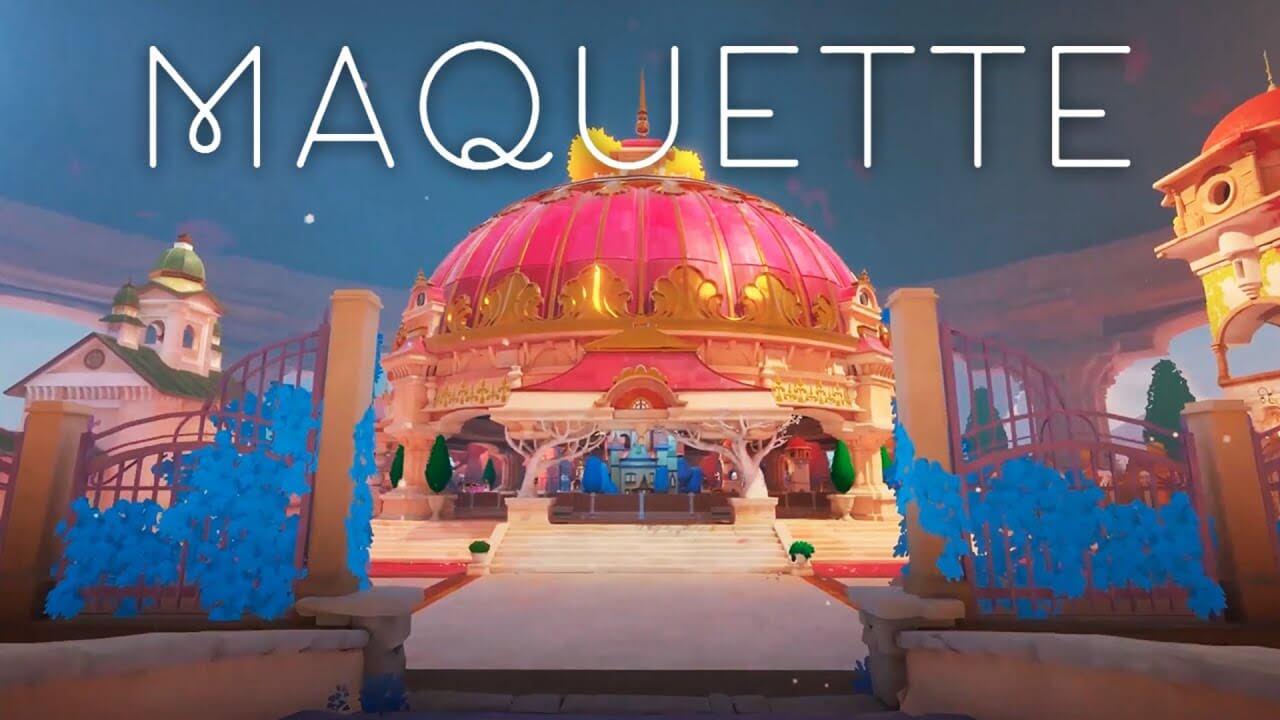 Maquette Free PC Download