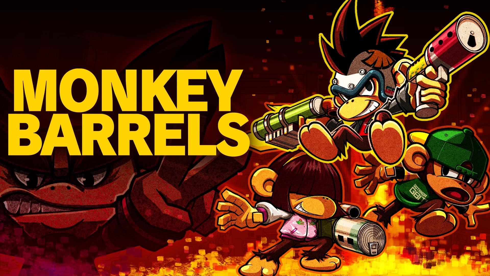 Monkey Barrels Free PC Download
