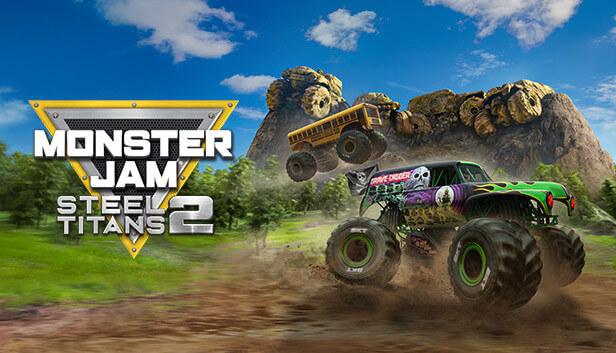 Monster Jam Steel Titans 2 Free PC Download