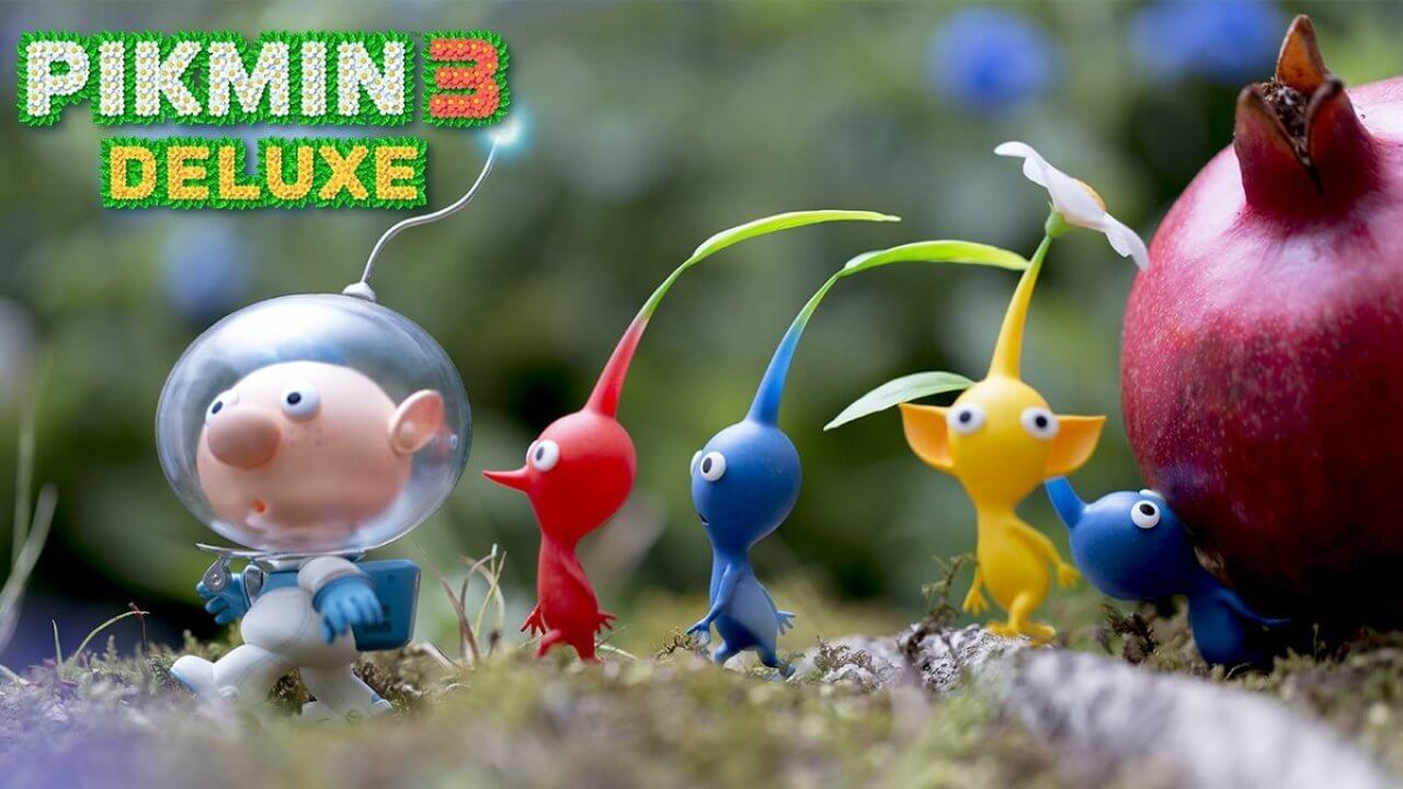 Pikmin 3 Deluxe Free PC Download