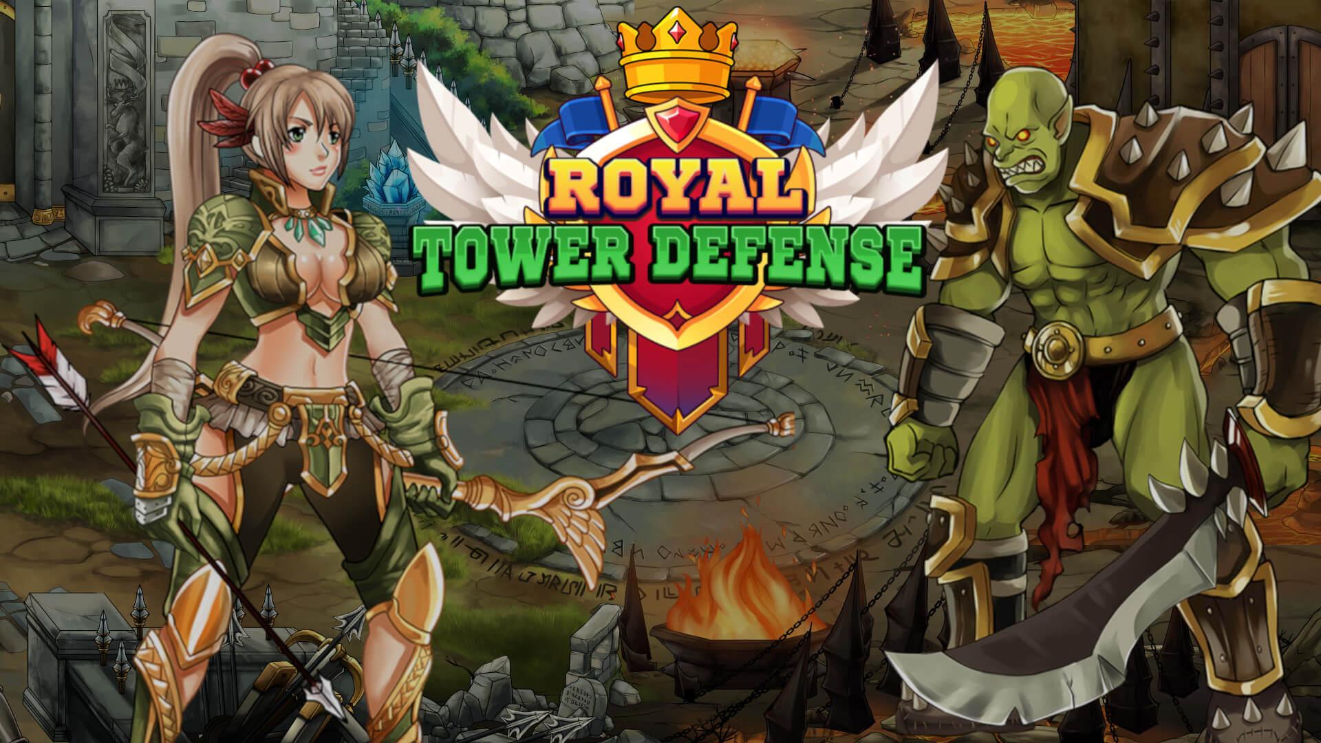 Royal Tower Defense Free PC Download