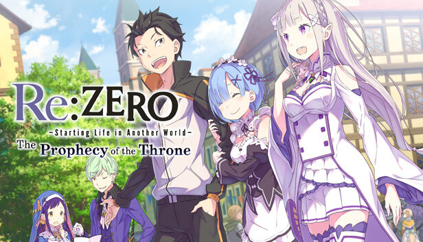 Re:Zero - Starting Life in Another World: The Prophecy of the Throne Free PC Download