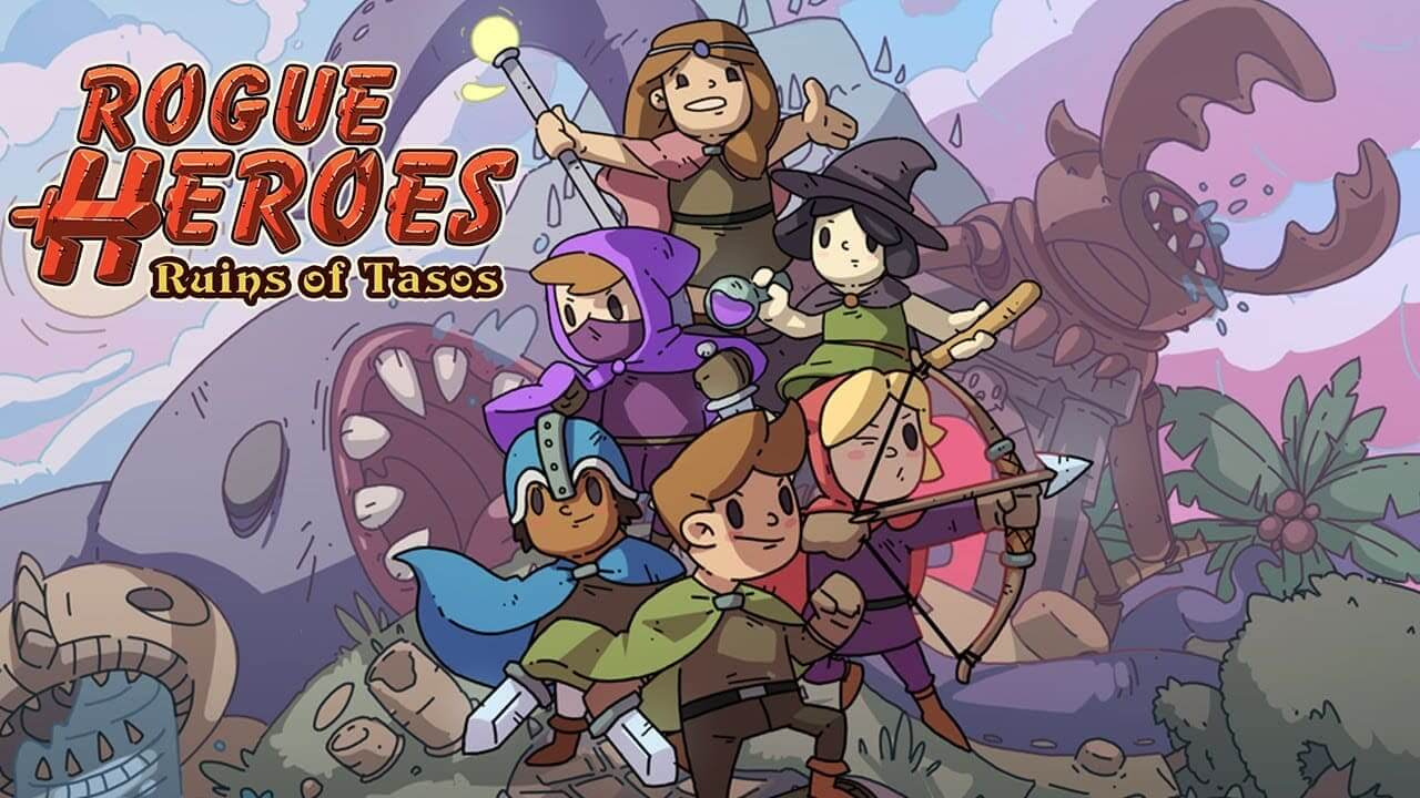 Rogue Heroes: Ruins of Tasos Free PC Download