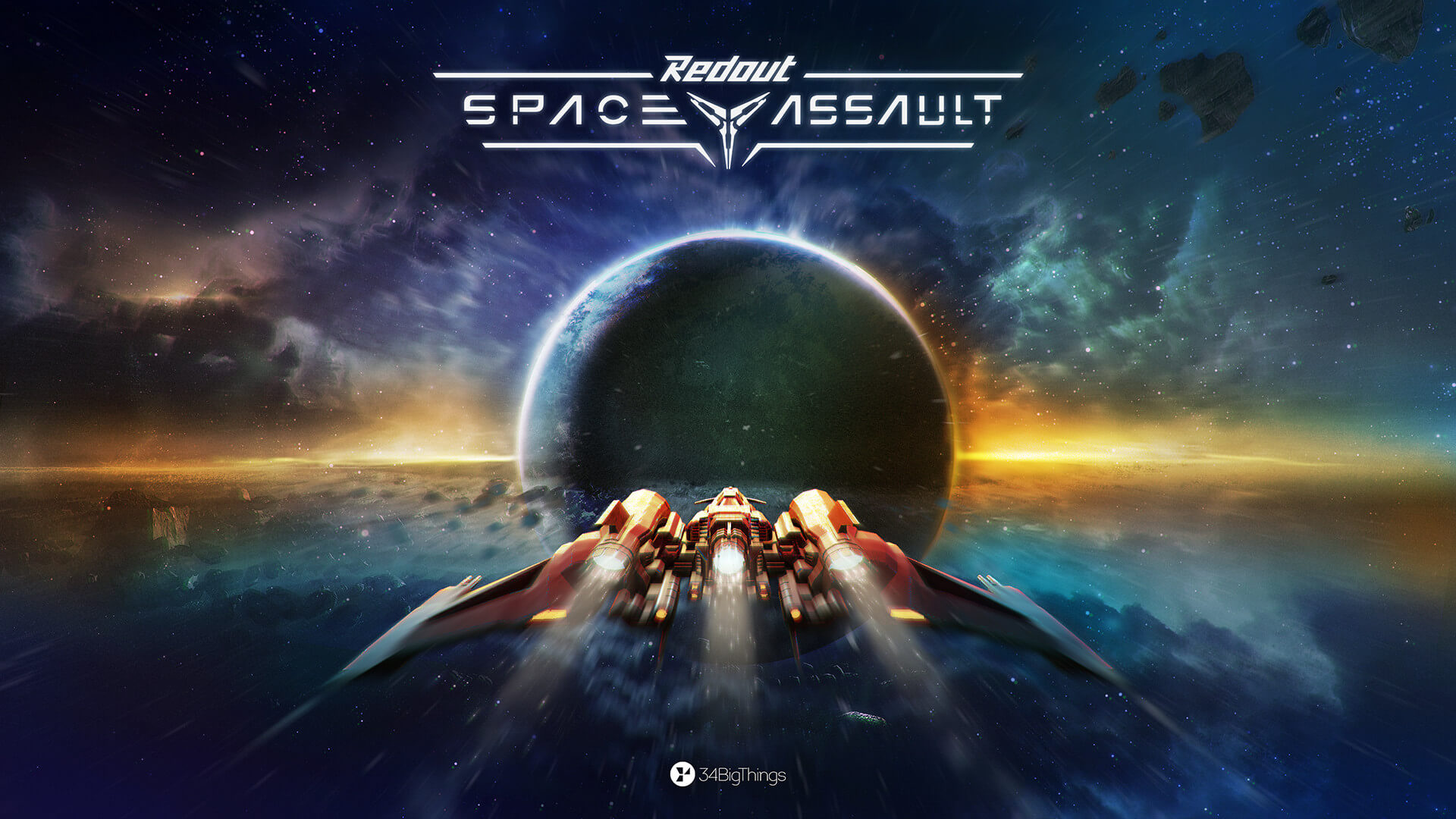 Redout: Space Assault Free PC Download