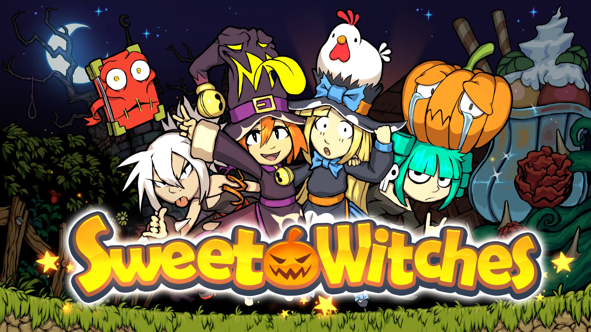 Sweet Witches Free PC Download